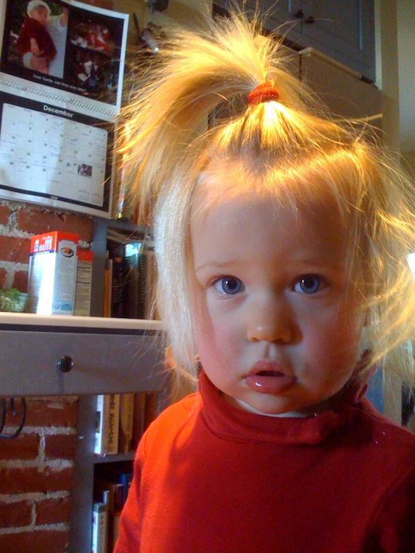 Adeline hair