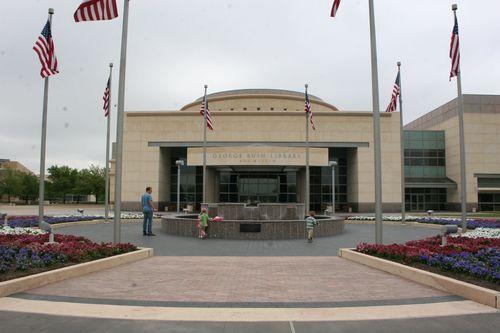Bush museum